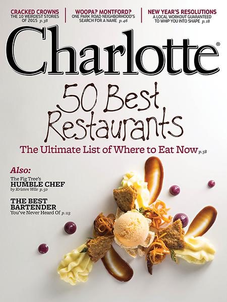 ROCKSALT #19: Charlotte Magazine's Top 50 Restaurants